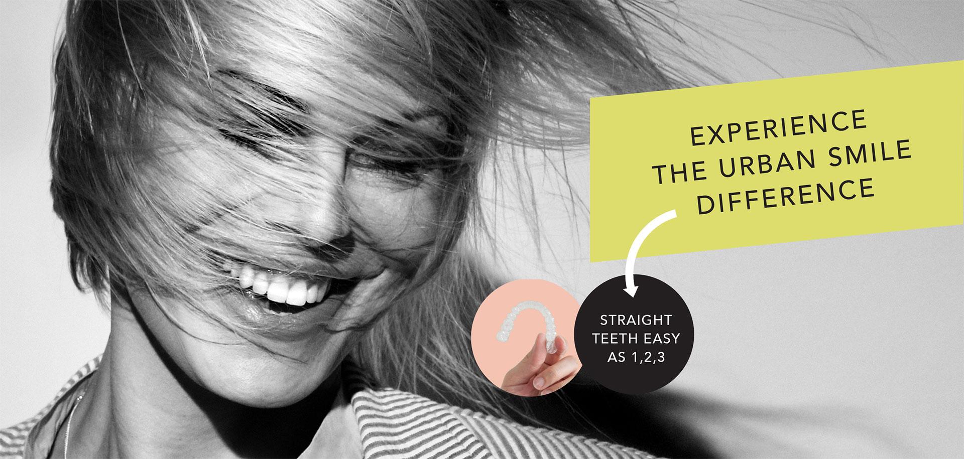Straight teeth easy as 1,2,3