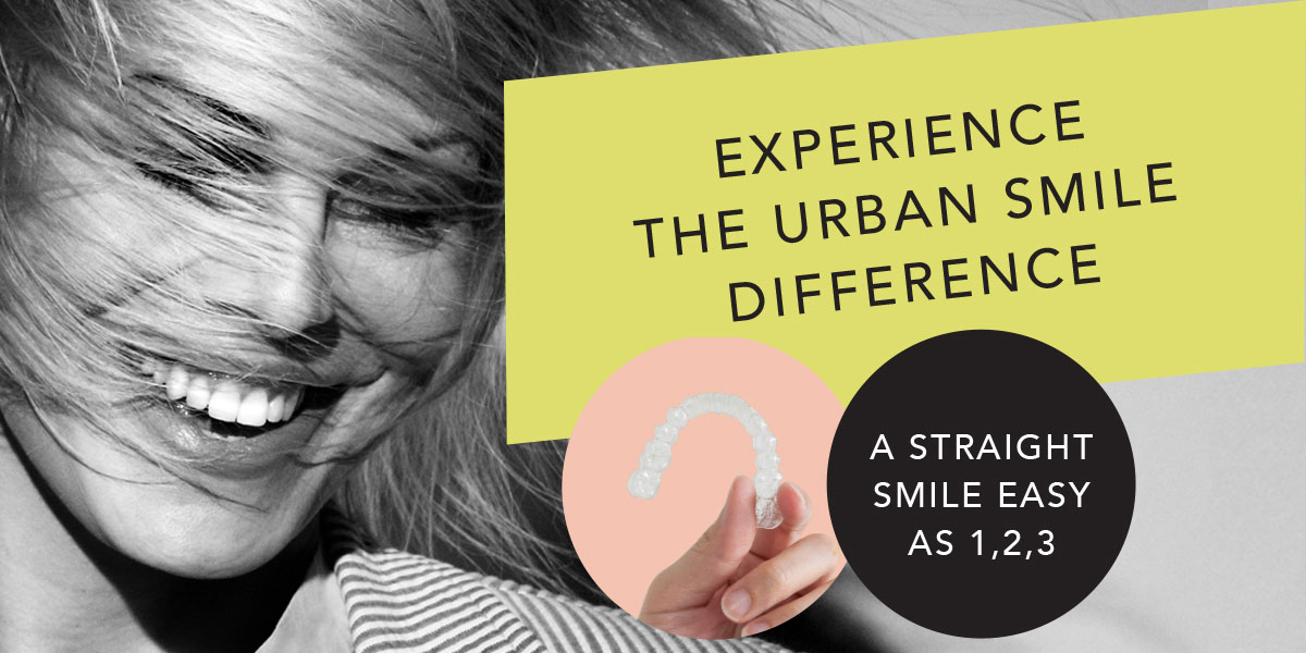 Experience the Urban Smile difference